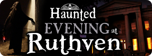 Haunted Eveningi at the Ruthven Estate in Cayuga, Ontario