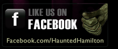 Haunted Hamilton Facebook Fan Page